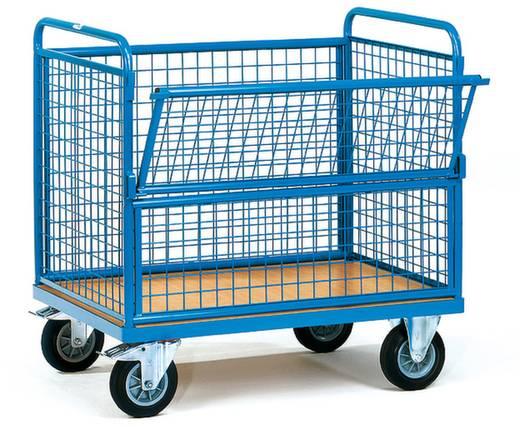 Kastenwagen Stahl pulverbeschichtet Traglast (max.): 500 kg Fetra 2773
