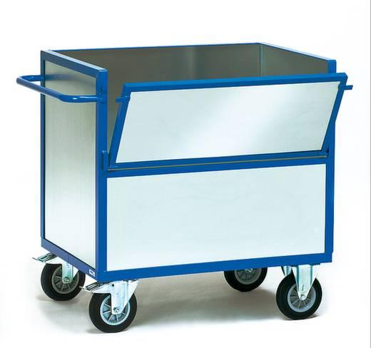 Kastenwagen Stahl pulverbeschichtet Traglast (max.): 500 kg Fetra 2823