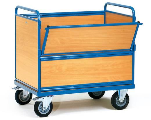 Kastenwagen Stahl pulverbeschichtet Traglast (max.): 500 kg Fetra 2873
