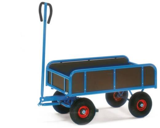 Handwagen Stahl pulverbeschichtet Traglast (max.): 400 kg Fetra 4124