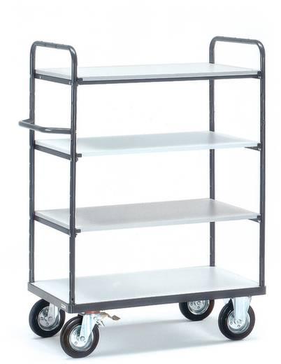 Fetra 9200 ESD-Etagenwagen Stahl Traglast (max.): 250 kg Grau