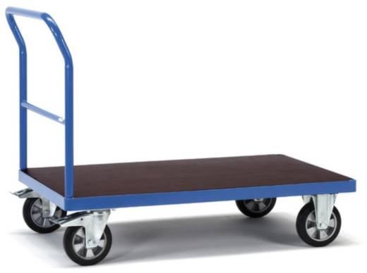 Plattformwagen Stahl pulverbeschichtet Traglast (max.): 1200 kg Fetra 12502