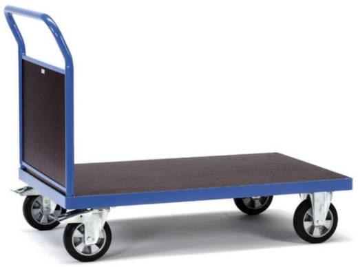 Plattformwagen Stahl pulverbeschichtet Traglast (max.): 1200 kg Fetra 12513