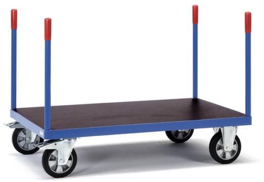 Schwerlastwagen Stahl pulverbeschichtet Traglast (max.): 1200 kg Fetra 12583
