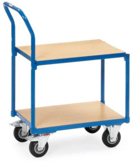 Etagenroller Stahl pulverbeschichtet Traglast (max.): 250 kg Fetra 135500