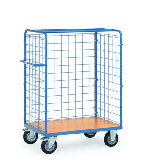 Rollbehälter Stahl pulverbeschichtet Traglast (max.): 500 kg Fetra 8482-1