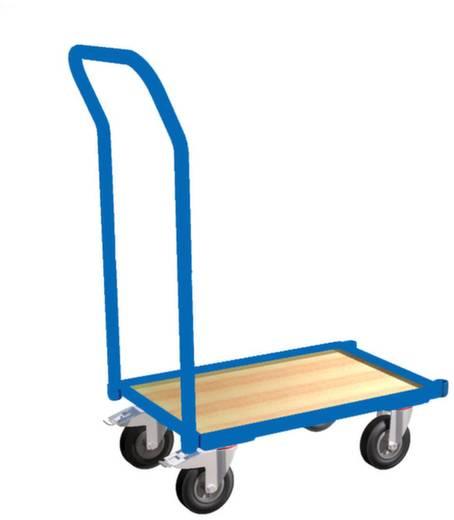 Eurokasten-Roller Stahl pulverbeschichtet Traglast (max.): 250 kg Fetra 135810