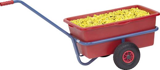 Handwagen Stahl pulverbeschichtet Traglast (max.): 200 kg Fetra 4101