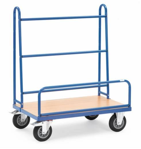 Plattenwagen Stahl pulverbeschichtet Traglast (max.): 500 kg Fetra 4412