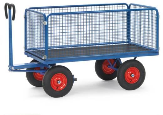 Handpritschenwagen Stahl pulverbeschichtet Traglast (max.): 1250 kg Fetra 6436L