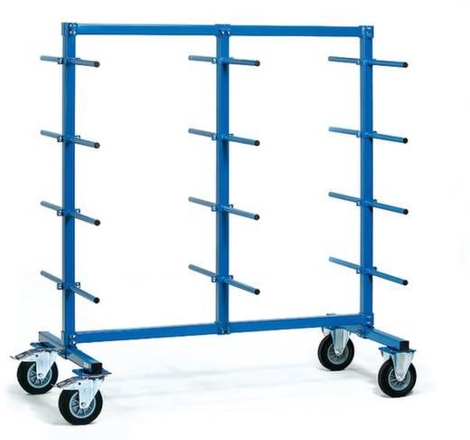 Tragarmwagen Stahl pulverbeschichtet Traglast (max.): 500 kg Fetra 4624-1