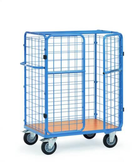 Rollbehälter Stahl pulverbeschichtet Traglast (max.): 500 kg Fetra 8482-3
