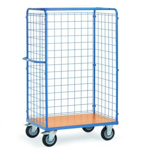 Rollbehälter Stahl pulverbeschichtet Traglast (max.): 500 kg Fetra 8583-1