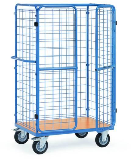Rollbehälter Stahl pulverbeschichtet Traglast (max.): 500 kg Fetra 8583-3