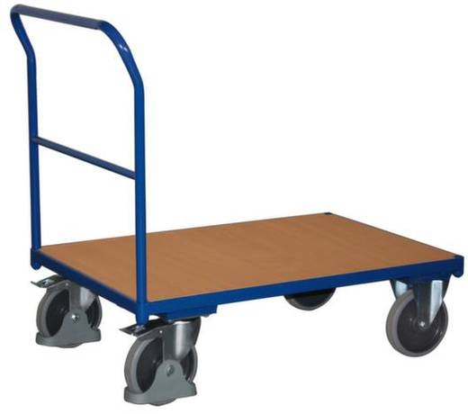 Plattformwagen Stahl pulverbeschichtet Traglast (max.): 500 kg VARIOfit SW-700.100