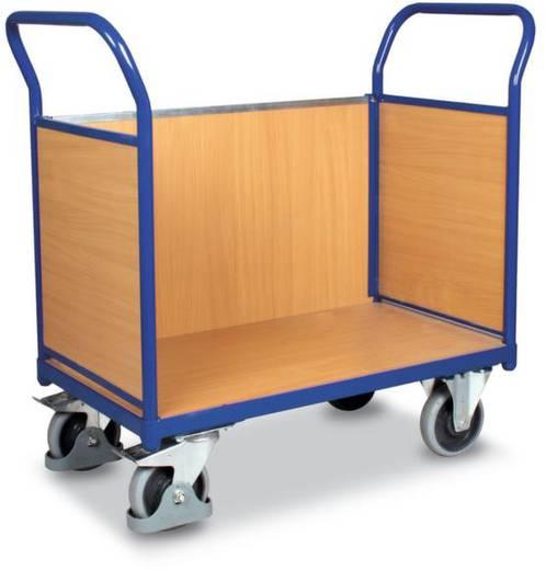 Plattformwagen Stahl pulverbeschichtet Traglast (max.): 500 kg VARIOfit SW-800.302