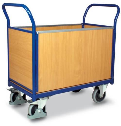 Plattformwagen Stahl pulverbeschichtet Traglast (max.): 500 kg VARIOfit SW-800.400