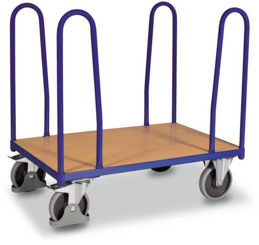 Plattformwagen Stahl pulverbeschichtet Traglast (max.): 500 kg VARIOfit SW-800.204