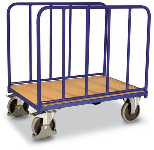 Plattformwagen Stahl pulverbeschichtet Traglast (max.): 500 kg VARIOfit SW-800.203