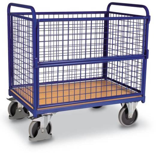 Kastenwagen Stahl pulverbeschichtet Traglast (max.): 500 kg VARIOfit SW-700.404