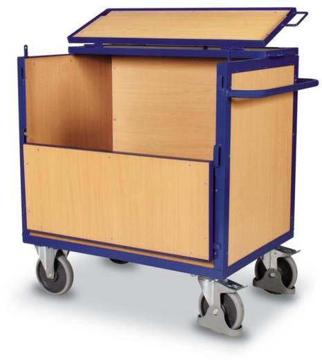 Kastenwagen Stahl pulverbeschichtet Traglast (max.): 500 kg VARIOfit SW-700.407