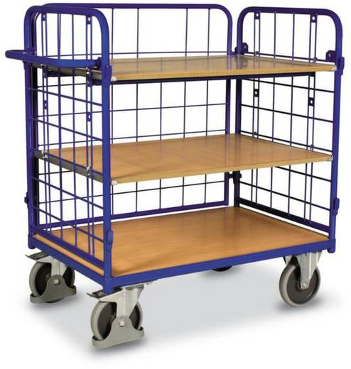 Etagenwagen Stahl Traglast (max.): 500 kg VARIOfit SW-700.303