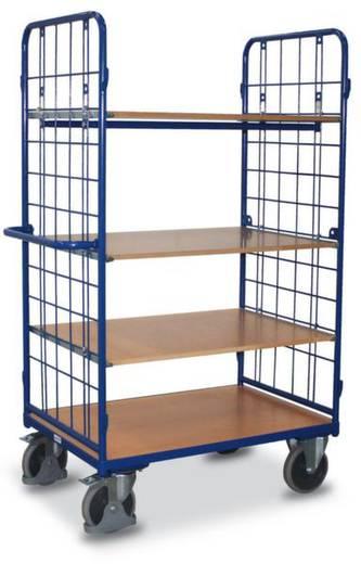 Etagenwagen Stahl pulverbeschichtet Traglast (max.): 500 kg Enzianblau (RAL 5010) VARIOfit SW-700.216