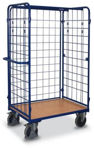 Etagenwagen Stahl pulverbeschichtet Traglast (max.): 500 kg Enzianblau (RAL 5010) VARIOfit SW-700.306