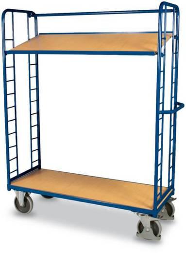 Etagenwagen Stahl pulverbeschichtet Traglast (max.): 250 kg Enzianblau (RAL 5010) VARIOfit SW-540.200