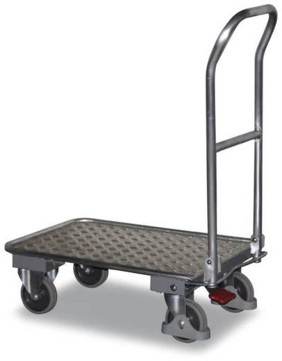 Plattformwagen klappbar Aluminium Traglast (max.): 150 kg VARIOfit AP-600.803
