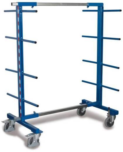 Tragarmwagen Stahl pulverbeschichtet Traglast (max.): 400 kg VARIOfit SW-160.007