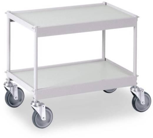 Allzweckwagen Stahl pulverbeschichtet Traglast (max.): 150 kg Silber-Grau 0331G