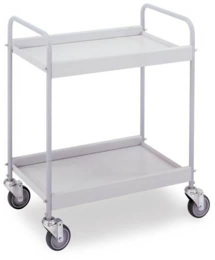 0350W Allzweckwagen Stahl pulverbeschichtet Traglast (max.): 40 kg Reinweiß (RAL 9010)