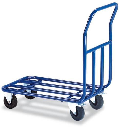 Plattformwagen Stahl pulverbeschichtet Traglast (max.): 250 kg ROLLCART MRZ 25