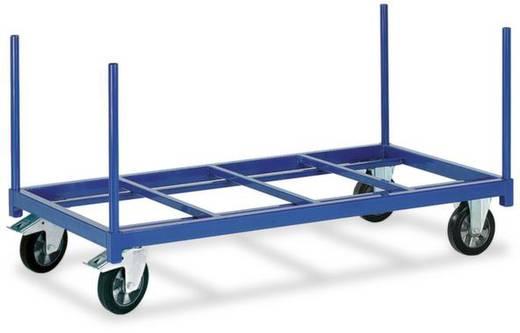 Schwerlastwagen Stahl pulverbeschichtet Traglast (max.): 1200 kg ROLLCART 02-1232