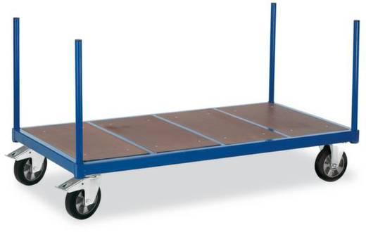 Schwerlastwagen Stahl pulverbeschichtet Traglast (max.): 1200 kg ROLLCART 02-1238