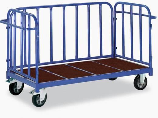 Schwerlastwagen Stahl pulverbeschichtet Traglast (max.): 1200 kg ROLLCART 02-1258