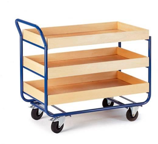 Tischwagen Stahl Traglast (max.): 250 kg JUN 35
