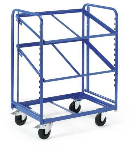 ROLLCART 16-4333 Etagenwagen Stahl pulverbeschichtet Traglast (max.): 200 kg Enzianblau (RAL 5010)