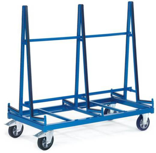 Plattenwagen Stahl pulverbeschichtet Traglast (max.): 1200 kg ROLLCART 11-1277