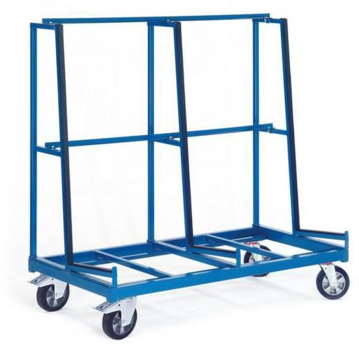 Plattenwagen Stahl pulverbeschichtet Traglast (max.): 1200 kg ROLLCART 11-1276