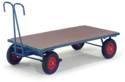 Handpritschenwagen Stahl pulverbeschichtet Traglast (max.): 1000 kg ROLLCART 15-05162