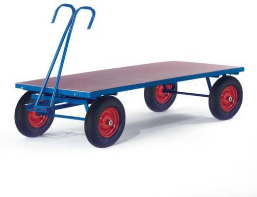 Handpritschenwagen Stahl pulverbeschichtet Traglast (max.): 1500 kg ROLLCART 15-06201