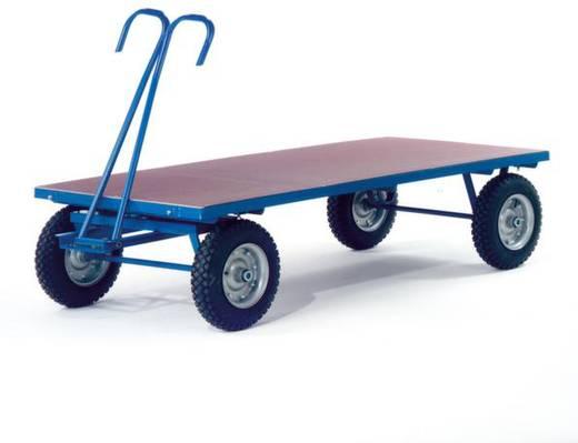 Handpritschenwagen Stahl pulverbeschichtet Traglast (max.): 1500 kg ROLLCART 15-06252