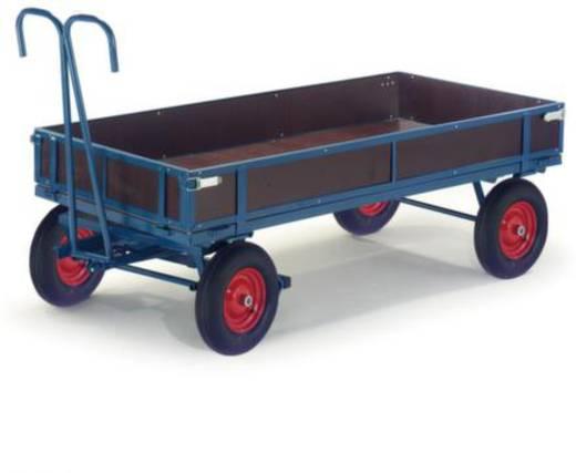 Handpritschenwagen Stahl pulverbeschichtet Traglast (max.): 1500 kg ROLLCART 15-16251