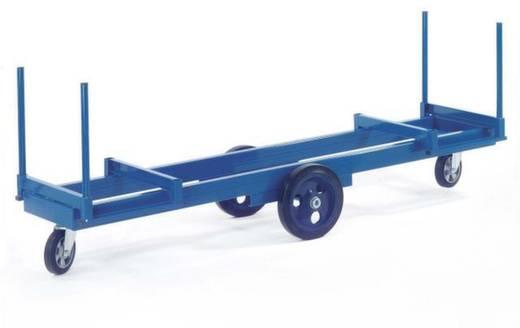 Langmaterial-Wagen Stahl pulverbeschichtet Traglast (max.): 2000 kg ROLLCART 10-1274