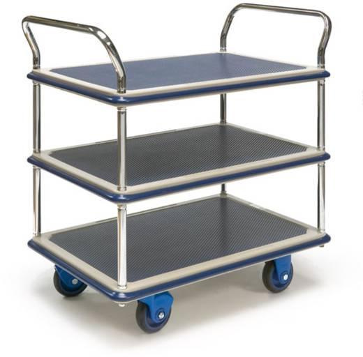 Tischwagen Stahl Traglast (max.): 150 kg 63-5150