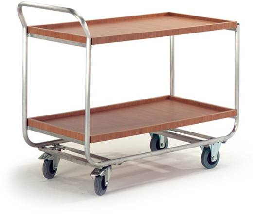 Tischwagen Aluminium Traglast (max.): 200 kg Aluminium JUN 36