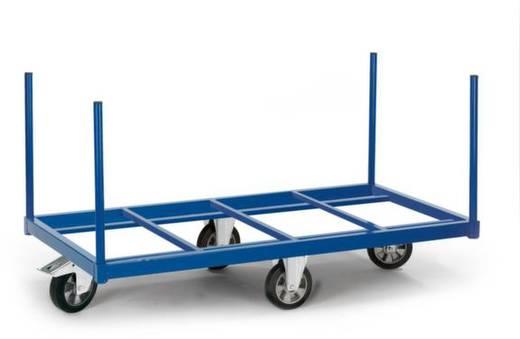 Schwerlastwagen Stahl pulverbeschichtet Traglast (max.): 1200 kg ROLLCART 02-1234R