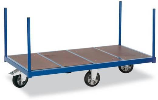 Schwerlastwagen Stahl pulverbeschichtet Traglast (max.): 1200 kg ROLLCART 02-1240R